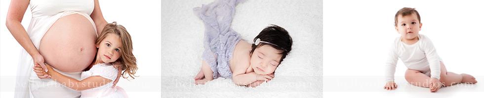Maternity Baby Newborn photography houston