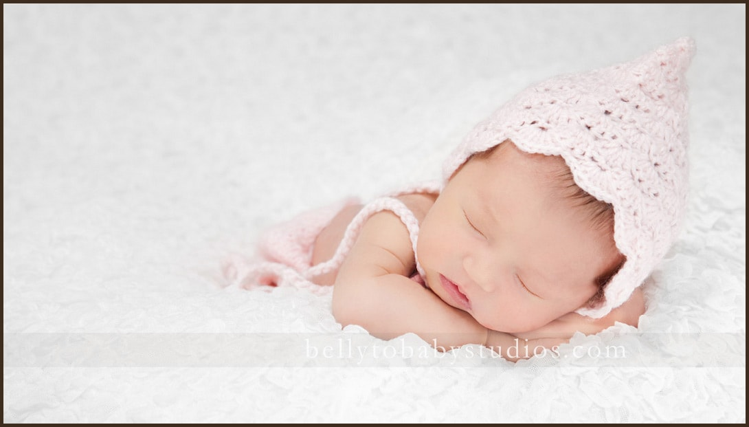 Houston Baby Girl Portraits