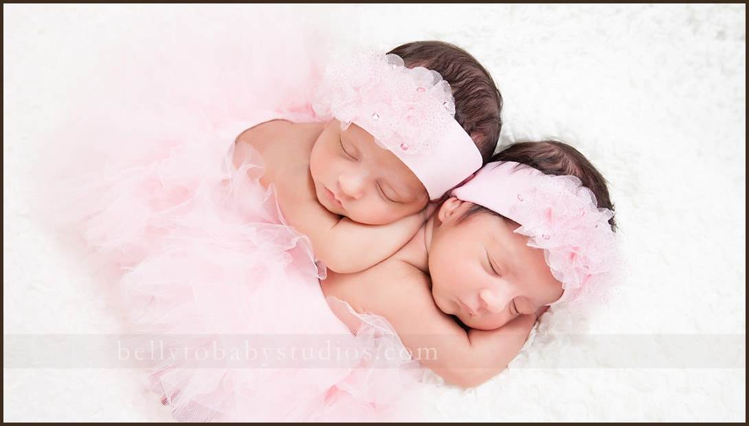Triplets newborn photographers